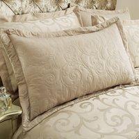 Lucia Natural Pillow Sham Natural Brown