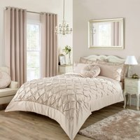 Karissa Champagne Bedspread Champagne Gold
