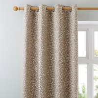 Willow Cream Eyelet Curtains Cream
