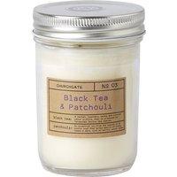 Churchgate Black Tea and Patchouli Fragranced Candle Cream