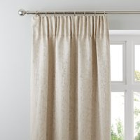 Richmond Champagne Pencil Pleat Curtains Champagne