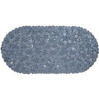 image-Pebble Grey Bath Mat Grey
