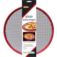Toastabags Pizza Oven Crisper Black