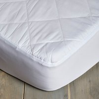 image-Fogarty Perfectly Washable Mattress Protector White