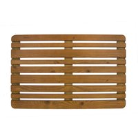 Keepers Lodge Wooden Duck Board Brown