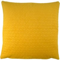 image-Andie Ochre Cushion Cover Ochre