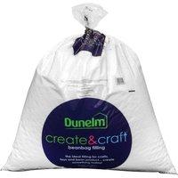 image-Bean Bag Refill White