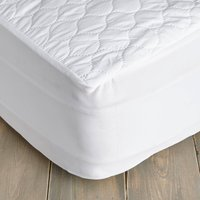 image-Teflon Mattress Protector White
