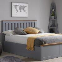 image-Winslow Ottoman Bedstead - Grey Grey