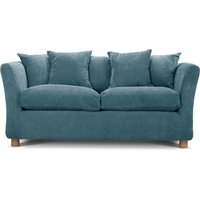 Kendle 2 Seater Sofa Bed Blue