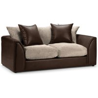 Byron Sofa Bed Brown/Beige