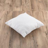 Simply Microfibre Cushion Pad White