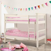 image-Barcelona Bunk Bed White