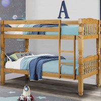 image-Chunky Bunk Bed Brown