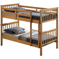 image-Artisan Beech Bunk Bed Natural