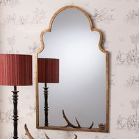 image-Algiers Gold 104x62cm Wall Mirror Gold
