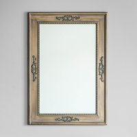 image-Ellesmere Gold 94x68cm Wall Mirror Gold