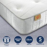 image-Matrah Pocket Memory Mattress White