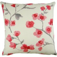 image-Naomi Floral Cushion Cover Red