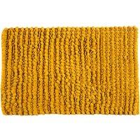 image-Bobble Mustard Bath Mat Mustard (Yellow)