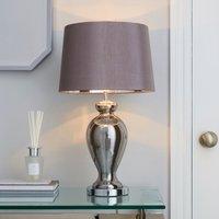 image-Sinton Urn Chrome Table Lamp Chrome