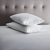 image-Fogarty Forever Fresh Antibacterial Pair of Pillow Protectors White