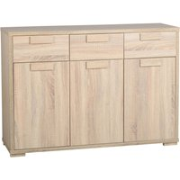 Cambourne Large Sideboard Brown