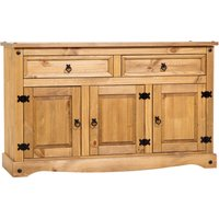 Corona Pine Large Sideboard Natural