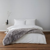 5A Fifth Avenue Tremont Faux Fur Runner Grey