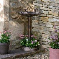 Bronze Bird Bath Bronze