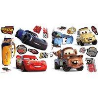 Disney Cars Wall Stickers Mutli Coloured