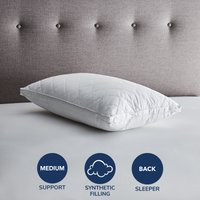 Fogarty Bamboo Synthetic Pillow White