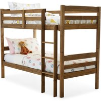 image-Panama Pine Bunk Bed Natural