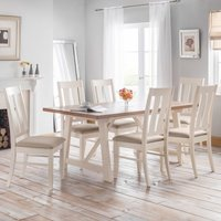 Pembroke Dining Table White