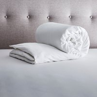 Cotton Soft Waterproof Duvet Protector White