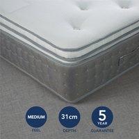 image-Fogarty Premium Orthopaedic 3500 Pocket Sprung Mattress White