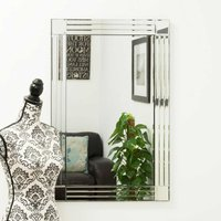 Loxley Wall Mirror Clear