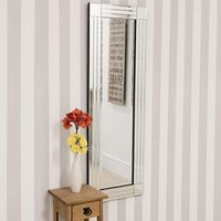 image-Loxley Wall Mirror Clear