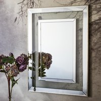 image-Agostini Wall Mirror Clear