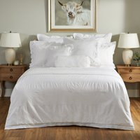 image-Dorma Alice Quilted Bedspread White