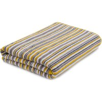 Stripes Mustard Bath Sheet Mustard