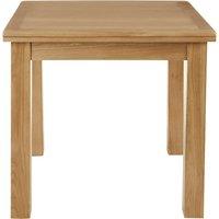 Sherbourne Oak Flip Top Dining Table Natural