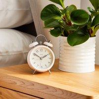 Jones Alarm Clock Blush Blush