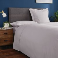 Fogarty Soft Touch Flat Sheet Lilac
