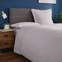 Fogarty Soft Touch Flat Sheet Lilac