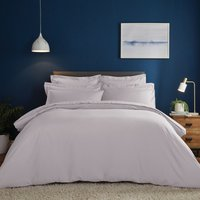 Fogarty Soft Touch Lilac Duvet Cover and Pillowcase Set Lilac