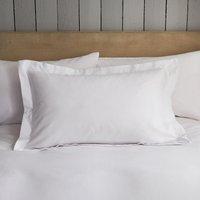 Chester White Waffle Oxford Pillowcase White