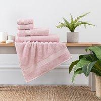 image-Blush Egyptian Cotton Towel Blush
