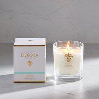 image-Dorma Sea Salt and Cardamom Wax Fill Candle White