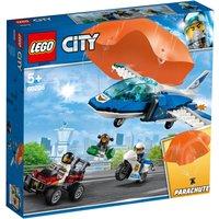 LEGO City Sky Police Parachute Arrest NA